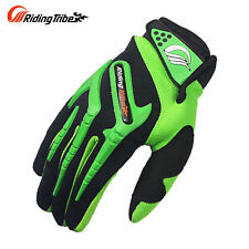 Motorcycle Gloves Sports Biker Men S Full Finger Black Driving Motocross Soft
