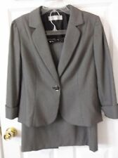 TAHARI by A.S.L. Misses 3/4 Sleeve Skirt Suit - 10