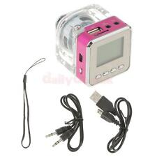 Portable Mini Digital Speaker USB Micro SD/TF Card Music MP3 Player FM Radio