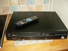 Panasonic DMR-EZ47V Black DVD & VHS Recorder Combo - Freeview - HDMI @1