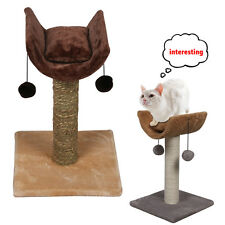 Post Cat Scratch Kitten Tree Pet House Furniture Condo Toy Play Tower Scratching