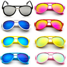 Plastic Round Full Frame Children Yurt Glasses Baby Kids New Sunglasses Anti-UV