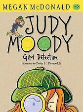 NEW FIRST EDITION Judy Moody : Girl Detective Bk. 9 by Megan McDonald  Hardcover