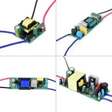 10W-50W High Power Driver Supply 85-265V Constant Current LED Light Chip Lamp