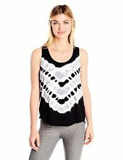 Calvin Klein Performance Women's San Jose Tie Dye Pleat Back Tank Top