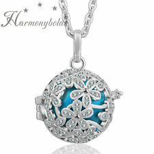 Calming Sounds Harmony Ball Bell Pendants Women Necklaces Angel Caller Jewelry