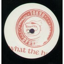 """TOKYO DRAGONS What The Hell 7"""" VINYL UK Island Stamped One Sided Promo (Isdj883)"""