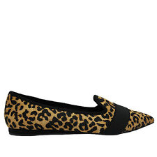 NEW WILLOW Womens shoes Animal Flats Comfort Casual Iris Shoes