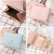 Colorful  Zipper Solid Golden 1Pcs Fashion Lovely Coin Wallet  Purse Cute Card