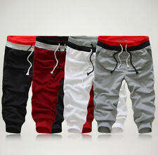 Sport Casual Running Training Jogging Trousers Shorts Pants Men's Gym Dance New