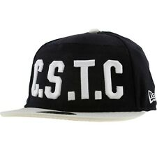 Crooks and Castles CSTC Cant Stop The Crooks New Era Fitted Cap (navy)