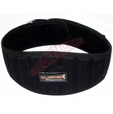 Outbak Bodysports SUPPORT PLUS POWERLIFTING BELT Black *Aust Brand - Large Or XL