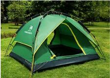 3-4 people One Bedroom Automatically Outdoor Tent Camping Tent Double Rainproof
