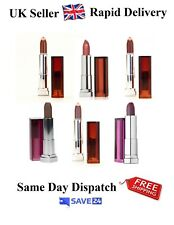 !!!RRP£6.99!!! Maybelline Color Sensational Lipstick  – Choose Your Shade