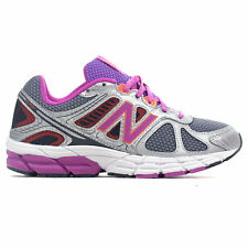 New Balance 670v1 Womens Running Trainer Shoe Silver/ Pink