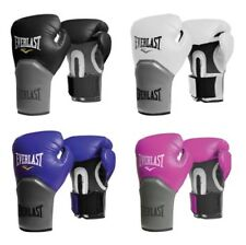 EVERLAST Elite Training Glove Kickboxing Gloves MMA Muaythai Punching Boxing