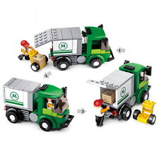 DIY Building Block - Post Man - 121p - 1 Minifigure- Lego Compatible- Kids Toys