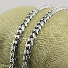 "Cool 316L Stainless Steel Mens Necklace Chain 5L009A 18"" ~ 36"""