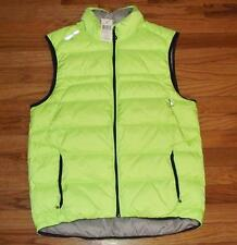 NEW Polo Ralph Lauren RLX Down Quilted Puffer Mens Ski Vest Jacket $198 Green
