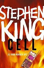 Cell, King, Stephen, Used; Very Good Book