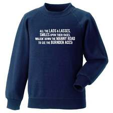 The Burnden Aces (Bolton Wanderers) Sweatshirt