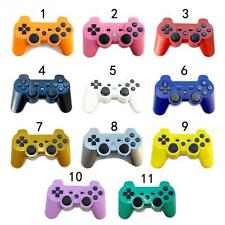 Wireless Bluetooth Game Controller Playstation 3 PS3 Dual Vibration Joystick