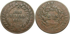 ARGENTINA: Buenos Aires Buenos Aires 1860 2 Reales #WC70027