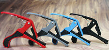 Quick Change Tune Clamp Key Trigger Capo For Acoustic Electric Guitar Hot