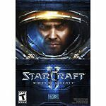StarCraft II: Wings of Liberty Blizzard Entertainment Video Game