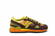 SAUCONY Womens Sneakers SHADOW O' CHAMONIX Brown Shoes LIMITED EDITION S60283-5