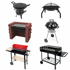 New BBQ Grill Barbecue Outdoor Garden Patio Charcoal Portable BRICK BBQ DIY KIT
