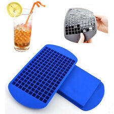 Hot Silicone Freeze Mold Bar Pudding Jelly Chocolate Maker Mold 160 Ice Cube