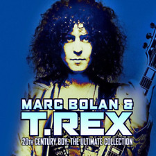 New 20Th Century Boy: Ultimate Coll - Bolan, Marc / T-Rex - CD
