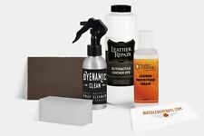 Professional Automotive Mercedes Leather and Vinyl Dye Kit - Updated Colors