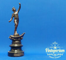 Magnificent Victorian Era French Spelter Figure 'Le'Commerce' c.1890