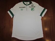 COLOMBIA DEPORTIVO CALI FC UMBRO ORIGINAL Jersey Soccer White Official Product
