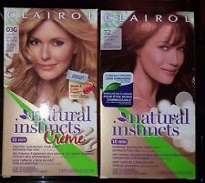 Clairol Natural Instincts Hair Color - Choice Of 7 Shades!