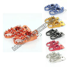 CNC MX Replacement Footpegs Fit Husaberg FC FE FS FX TE 250 350 390 450 550 650
