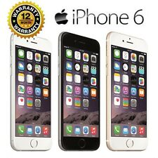 "Apple iPhone 6  "" UNLOCKED "" 128GB Sold 4G Smartphone ( New in Box) Grade AAA"