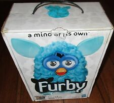 Hasbro Furby Teal, Pink, Boom Peacock Blue, Grey, Pink Blue Black.