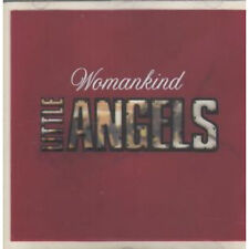 LITTLE ANGELS Womankind CD UK Polydor 1992 3 Track Pic Disc B/W Schizophenia