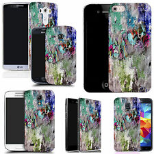 gel case cover for many mobiles  - wallart  silicone