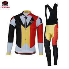 Belgium Cycling jersey long sleeves maillot ciclismo bike clothing ropa ciclismo