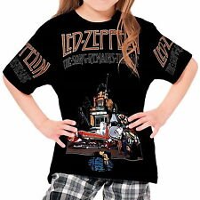 Led Zeppelin Girls Kid Youth T-Shirt Tee wd1 agp20178