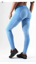 GymShark FLEX Leggings in BLUEBERRY - Size Small (8) BNWT - SOLD OUT