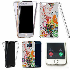 360° Silicone gel full body Case Cover for many mobiles - whisper whirl