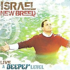 A Deeper Level Israel & New Breed Audio CD