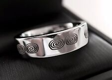 Infinity Knot Ring, Eternity Ring, Infinity Ring, Knot Ring, Tungsten Ring