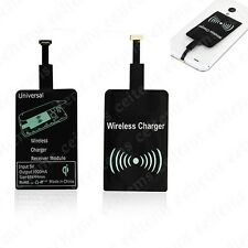 QI Wireless Charging Charger Receiver Module for Universal Cell Phone Micro-USB