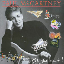 All the Best by Paul McCartney (CD, Oct-2003, EMI Music Distribution) BRAND NEW!
